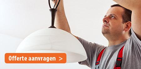 Verlichting aanleggen Den Haag