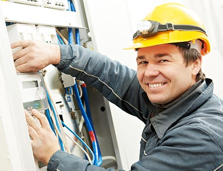 Elektricien Zuid-Holland