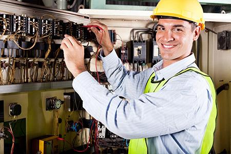 Elektricien werkzaamheden